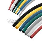 New 1mm-50mm Polyolefin Heat Shrink Tubing Tube Sleeve Wrap Choose Size & Color