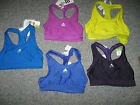ADIDAS Womens Sport Bra, Polyester & Spandex ,Techfit or Performance Wear