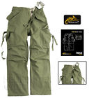 HELIKON GENUINE U S M65 ARMY TROUSERS OLIVE GREEN CARGO MENS COMBAT PANTS