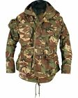 SAS Windproof Smock British Dpm Army Military Jacket Improved Coat Camouflage