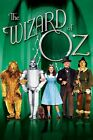 Wizard of Oz Dorothy poster T shirt Iron on Transfer 8x10- 5x6 -3x3 light fabric