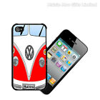 Personalised Number Plate iPhone 5 VW Camper Van Campervan Cover Case Gift
