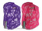 ★Hi-Tec Ladies Girls Floral BACKPACK RUCKSACK School or College Bag Travel NEW★
