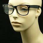 READING GLASSES CLEAR FULL LENS MEN WOMEN RETRO VINTAGE STYLE SPRING HINGE MP54