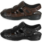 New Premium Comfort Mens Summer Leather Casual Sandals Shoes
