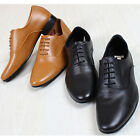New Mooda Mens Dress Shoes Formal Lace up Modern Classic Leather Casual