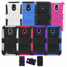 For Samsung Galaxy S2 S II Rugged Hybrid Case Holster Belt Clip Epic 4G Touch