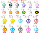 20mm Harmony Ball Pendant Paint Jingle Bell Accessory Free Shipping Jewelry Gift