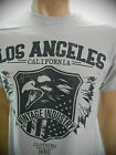 Tee Shirt USA Los Angeles Vintage Insdustrie Hell Head du M au XXL dispo !