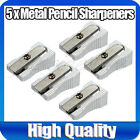 Metal Pencil Pens Sharpeners Single Hole For Home Schools Offices Students