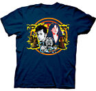 Dr. Who 10th Doctor Davros and Donna Adult T-Shirt BBC TV Show Tee Sizes S,M,L,X