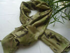 Tactical camouflage Sniper Cover Head Scarf Veil Face Mesh Scarves Bandanas Wrap
