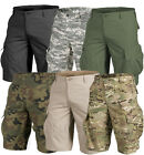 HELIKON ACU SHORTS MENS MILITARY STYLE ARMY CARGO COMBAT RIPSTOP BDU VINTAGE NEW