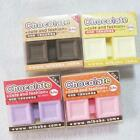 1pc Cute Love Chocolate Portable Contact Lenses Case Box free tracking