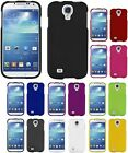 NEW COLOR RUBBERIZED HARD PROTECTOR CASE PROTEX COVER FOR SAMSUNG GALAXY S4 S IV