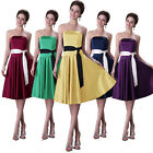 New Women's Evening Bridesmaid Wedding Cocktail Party Prom Dress Ball Party Gown