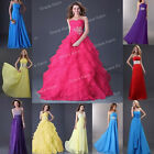 Many Style! Wedding Bridesmaid Ball Gowns Homecoming Party Prom Cocktail dresses