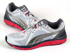 Puma Faas 600 S Wn's Gray-Pink-Grisaille Lightweight Running Shoes 186734 03