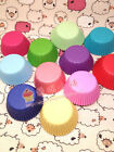 25pcs Nice New Candy Color CUPCAKE CASES Muffin Baking Cup Cake U Choose Color
