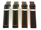 Mens Genuine Leather Watch Strap Band ORION 18mm 20mm 22mm 24mm 26mm 28mm - MM