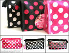 COSMETIC BAG MAKE UP BAG CASE PURSE TOILETRY WASH BAG TRAVEL HOLIDAY