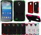 TRI-SHIELD RUGGED CASE STAND SCREEN PROTECTOR FOR SAMSUNG GALAXY S4 ACTIVE i537