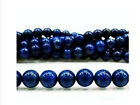 4mm -12MM Blue Round Egyptian Lazuli Lapis Gemstone Loose Beads 15""