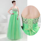 Sexy Women Formal Homecoming Prom Ball Gown Cocktail Long Party Evening Dresses