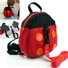 Baby Child Kids Toddler Safety Harness Backpack Walking Rein Buddy Strap Bag