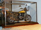 1:6th MINICHAMPS ROAD BIKE - GLASS TOP DISPLAY CASE ONLY OR FOR ANY OTHER ITEM