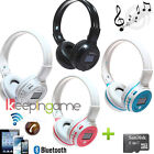 8GB Micro SD + Zealot B570 Bluetooth Music Player Headphone For Phone Tablet PC