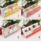 120 Page Cute Animal Sticker Bookmark Marker Memo Index Tab Sticky Note Hot Sale