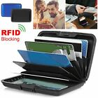 Внешний вид - Aluminum Wallet RFID Pocket Water Resistant Business ID Credit Card Metal Case