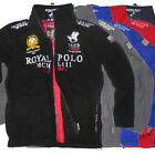Geographical Norway Uniroyal Herren Fleece Jacke Polo-Club Outdoor Pullover