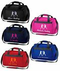 Personalised Printed Boxing/Boxer Holdall / Bag, Various Bag and Print Colours