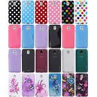 For SAMSUNG GALAXY Note 3 III N9000 Case Soft Jelly TPU Gel Slim Thin Skin Cover