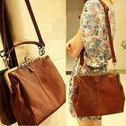 Designer Lady Celebrity Handbag Shoulder Messenger Bag Tote Travel Satchel Purse