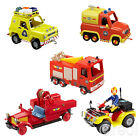 Fireman Sam Vehicles Bessie Fire Engine Mountain Rescue Quad Bike Venus Jupiter
