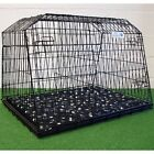 DOG CAGE CARRIER GUARD CRATE PUPPY MEDIUM - XXX LARGE HATCHBACK ESTATE 4x4 CARS