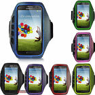 Armband Case Cover Sports For Samsung Galaxy Jogging Running i9300 i9500 i9600