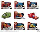 Fireman Sam Vehicle Bessie Neptune Venus Jupiter Helicopter Quad Bike Mikes
