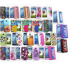 Design TPU Soft / Hard Rubber Skin Case Cover for Samsung Galaxy S4 S IV i9500