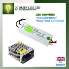 LED Driver Transformer Low Voltage Waterproof IP67 AC 240V 12V DC MR16 G4 Strips