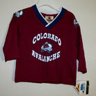 Colorado AVALANCHE Toddler Hockey NHL Jersey 2T 3T 4T NWT