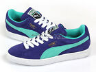 Puma Suede Classic Wn's Spectrum Blue Sportstyle Womens Casual Shoes 355462 08