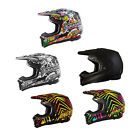 Oneal 8 Series Motor Cross Moto Bike Off Road Adult Helmet