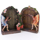 Sparkle Fairy Fairie Resin Magical/Enchanted Door Indoor Outdoor Ornament