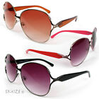 New Large Sun Readers Full Lens Round Reading Sunglasses 100-400 3 Color Choice