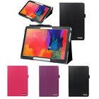 Slim Folio Leather Folding Stand Skin Cover Case For Samsung Galaxy Tab PRO 10.1