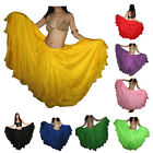 HenryG Classic Elegant Belly Dance Costume, Chiffon 3-Layer Belly Dance Skirt